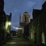 Locronan en lumières… Giz gwechall