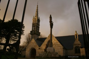 Église St Meen Ploeven