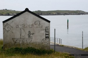 Land Art in Ouessant