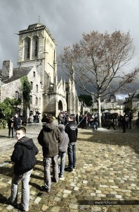 Locronan – Fête de la Musique – Feu de la St Jean – Arbre de Mai