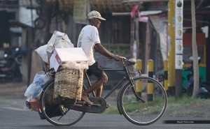 A to B : transport system in indonesia