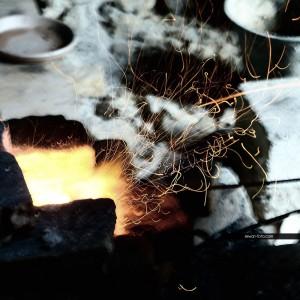 Lumière de cuivre