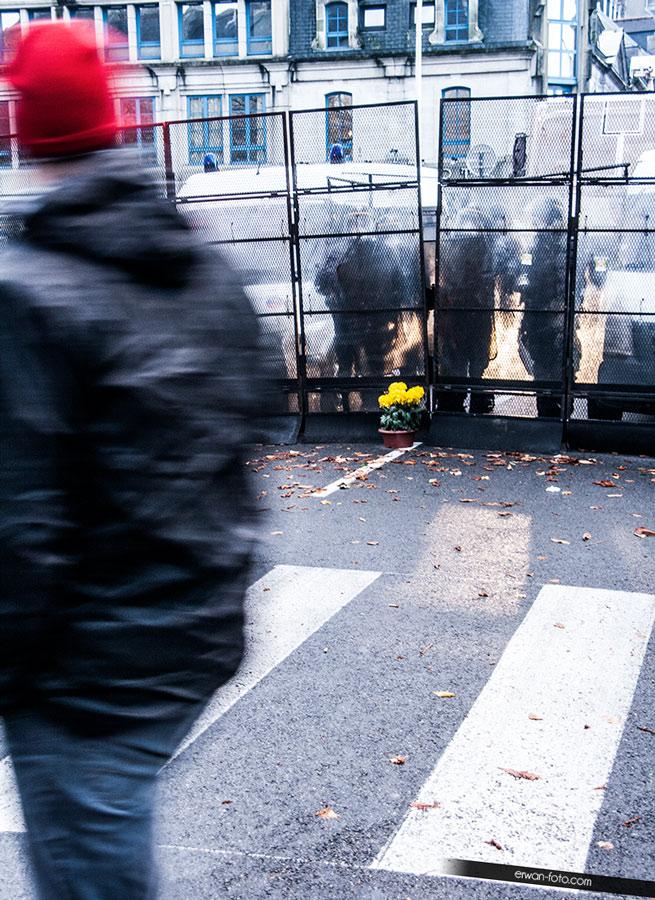 Bonnets rouge – Douce petite révolte – Manif du 2 nov à Quimper