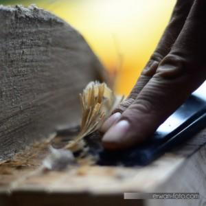 L'art du ciseau à bois